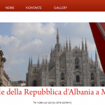 Albanian and Kosovar Consulates merge together in Milan