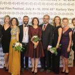 """The World"" talks Albanian at the Karlovy Vary festival"