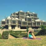 Annea Hapciu: Branding Kosovo through Yoga