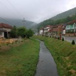 Is Dobërçani a little Swiss village in Kosovo?