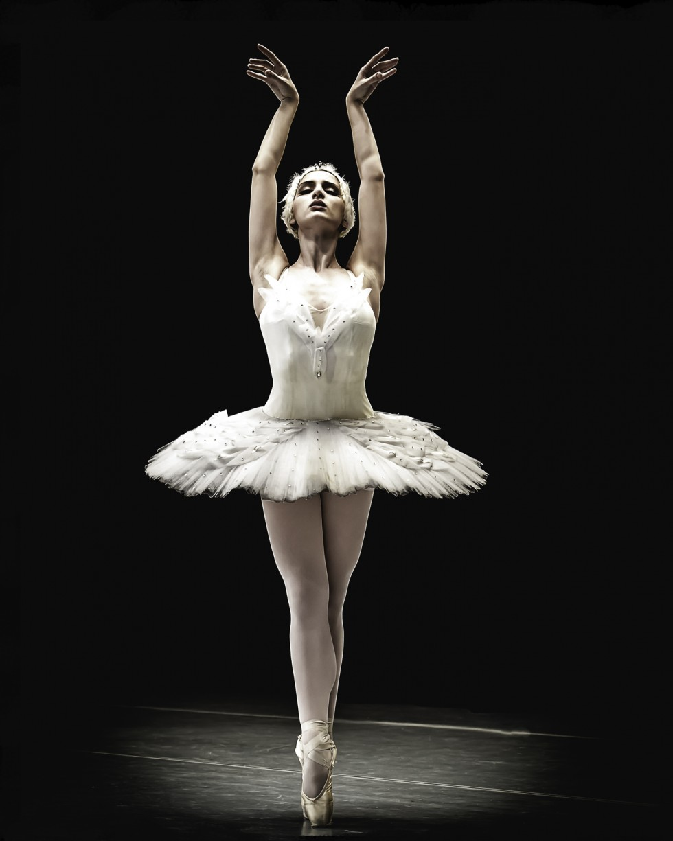 Esmiana Jani, an Up-and-Coming Albanian Ballerina in D.C.