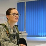 From Refugee to U.S. Soldier: Yllka Cana Returns Home to Kosovo