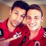 Fidan Aliti – a New Name in the Albanian National Team