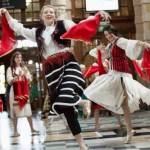 Albanian ethnic identity at UK cultural exhibition
