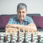 Halit Rexhepi:The hope of the Swiss International Chess Team