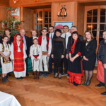 The Swiss Politicians meet the Albanian Community