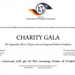 KODEF: Charity Gala in Prishtina