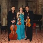 """Trio Harkor Kosova"" with concerts around Germany"
