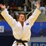 Majlinda Kelmendi: Kosovo's First Judo World Title