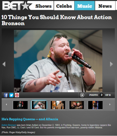 BET 10 Things you didnt know about Action Bronson