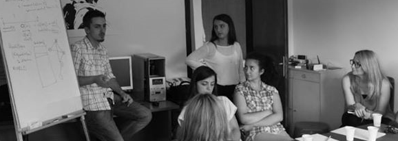 Girls Coding Kosova at Prishtina Hackerspace