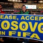 Kosovars lobbying in Toronto for FIFA recognition