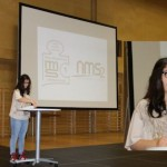 Alberina and her award winning essay