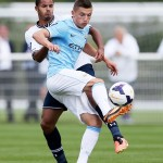 Manchester City's Sinan Bytyqi is Approaching a Premier League debut