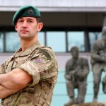 A Kosovar refugee's journey to the Royal Marines