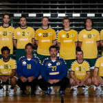 Taip Ramadani of Kosovo seeks success with the Australia's National Handball Team