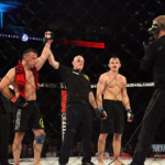 Kosovo born fighter Sadri Kelmendi runs one of Sweden's most successful MMA clubs