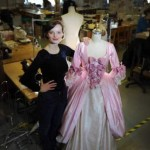 From Kosovo to Carnegie and beyond: Albulena Borovci conquers costume design