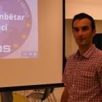 Faton Krasniqi in Finland: Seeking to bring information closer to Kosovo Diaspora