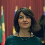 Arlinda Rrustemi and her unique opportunity to contribute to the international legal studies