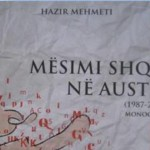 Albanian education in Austria receives its first monograph