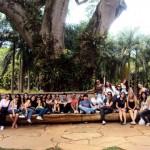 Kosovo students reach Brazil: Naim Korqa works for renown architect Gustavo Penna's studio