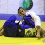 Kosovo comes out with two medals: Judoka Majlinda Kelmendi wins gold and Nora Gjakova wins bronze in Abu Dhabi Grand Prix