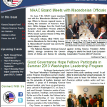 National Albanian American Council Newsletter, Summer 2013