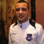Metaj: 'In dressing room next to Serbian'