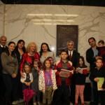 An Albanian Language School in Manhattan