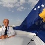 A patriotic duty of pilot from Kosovo – by the Egyptian Gazette
