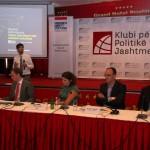 Columbia University Alumni: Continues Efforts to Promote Kosovo, His Homeland