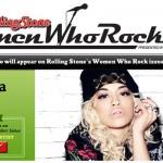 Kosovar Singer: Women Who Rock, The Rolling Stone Magazine