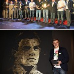 Swiss talent Shaqiri picks up 3 Golden Player Awards