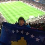 FC Barcelona's Kosovo Boy