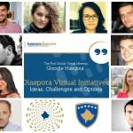 """Virtual Initiatives for Diaspora"" – a successful virtual forum held through Google Hangout"