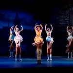 Abetare Hyseni Plays Coppelia in Italy