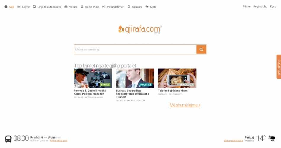 www.gjirafa.com