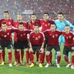 Mapping the Albanian National Football Team
