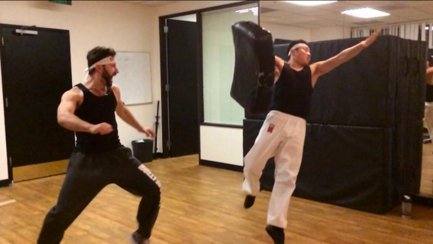 Art of Combat, Stunt Coordinator/ Fight Choreographer Klement Tinaj and Roman Xing
