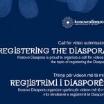 CALL FOR VIDEOS ON DIASPORA REGISTRATION!