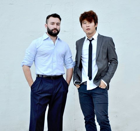 Klement Tinaj and Lin Zhao