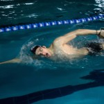 Zhaveli's swimming successes