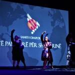Diaspora Summit honored Germin with Golden Eagle Award