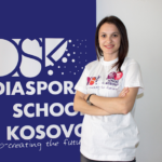 DSK alumni Albanë Hoti shares her experience with the initiative